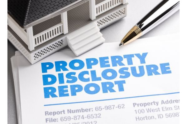 Changes to Real Property Disclosure Affidavits (HB 2443, 2458)