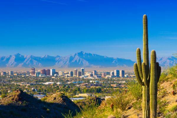 Governor Ducey Announces his Plan for the Valley in 2020