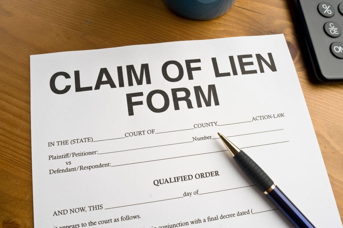 What is a Mechanics Lien?